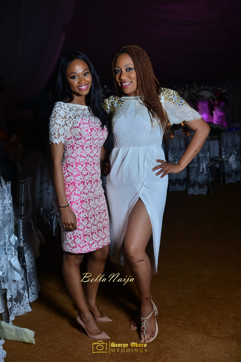 Jammie's Spectacular All-White Bridal Shower | Blue Velvet Marquee Abuja | George Okoro Photography | BellaNaija February 2015 27