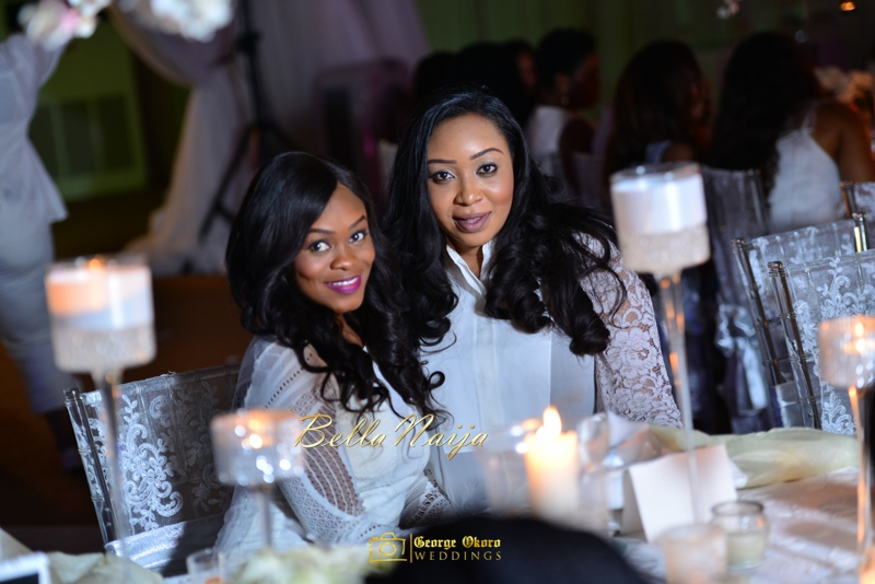 Jammie's Spectacular All-White Bridal Shower | Blue Velvet Marquee Abuja | George Okoro Photography | BellaNaija February 2015 28