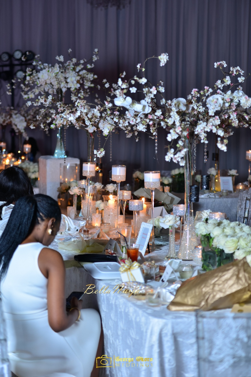 Jammie's Spectacular All-White Bridal Shower | Blue Velvet Marquee Abuja | George Okoro Photography | BellaNaija February 2015 30