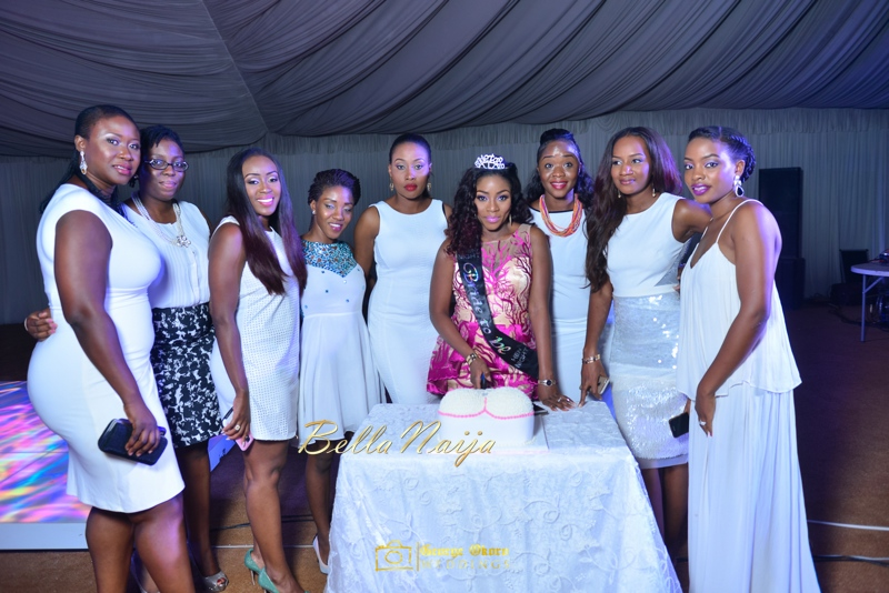 Jammie's Spectacular All-White Bridal Shower | Blue Velvet Marquee Abuja | George Okoro Photography | BellaNaija February 2015 34