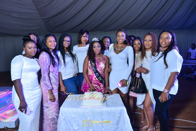 Jammie's Spectacular All-White Bridal Shower | Blue Velvet Marquee Abuja | George Okoro Photography | BellaNaija February 2015 35