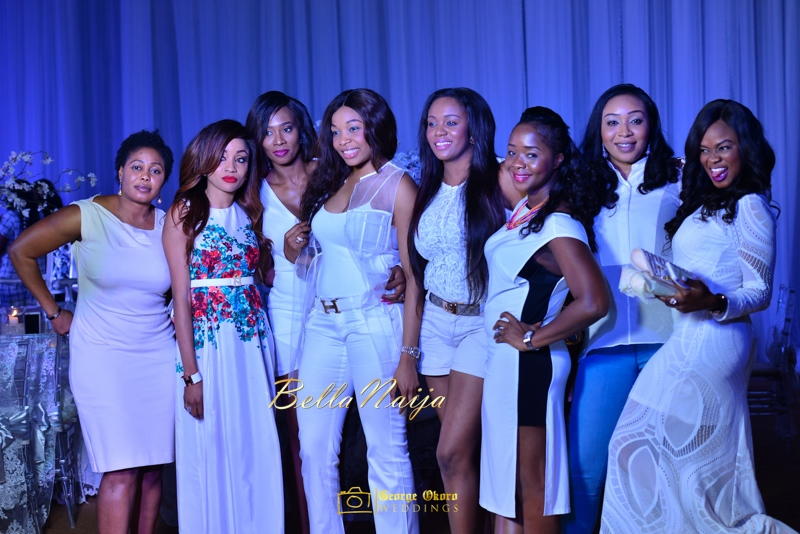 Jammie's Spectacular All-White Bridal Shower | Blue Velvet Marquee Abuja | George Okoro Photography | BellaNaija February 2015 36