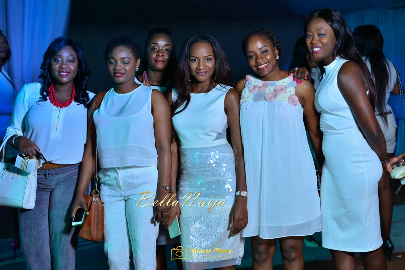 Jammie's Spectacular All-White Bridal Shower | Blue Velvet Marquee Abuja | George Okoro Photography | BellaNaija February 2015 38