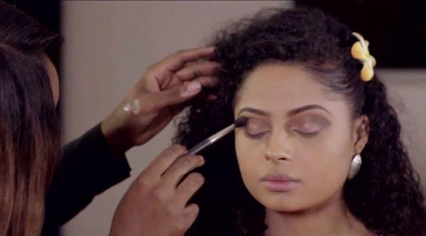 Joyce Jacob Beauty Valentine's Day Inspired Makeup on Lola Rae - Bellanaija - January2015013
