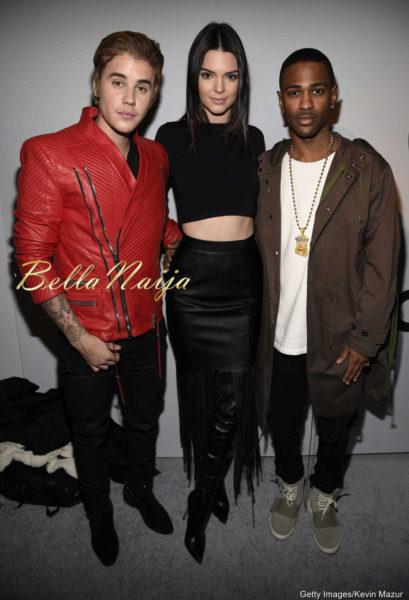 Justin Beiber, Kendall Jennder & Big Sean