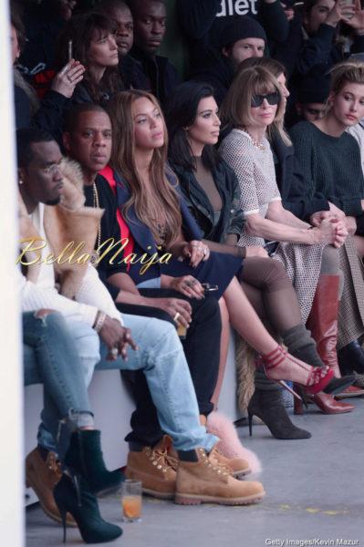 Sean 'Diddy' Combs, Jay Z, Beyonce, Kim Kardashian & Anna Wintour