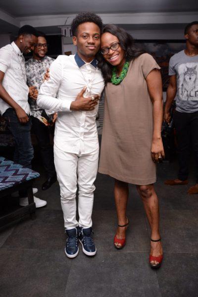 Korede Bello & Funke Bucknor-Obruthe