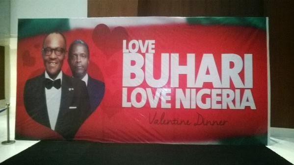 Love Buhari Love Nigeria