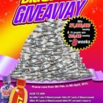 Lucozade & Ribena Big Cash Giveaway - BellaNaija - February 2015