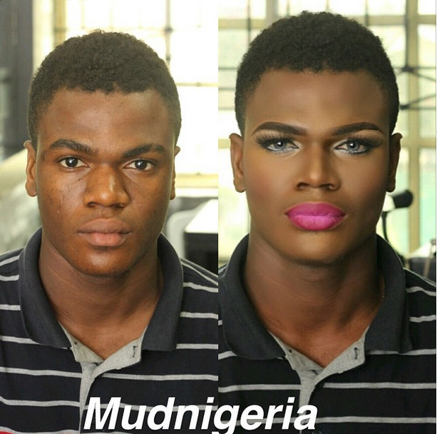 MUD Nigeria Man Makeup-BellaNaija-Feb 2015