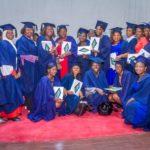 OAU Matriculants holding their Vigitabs