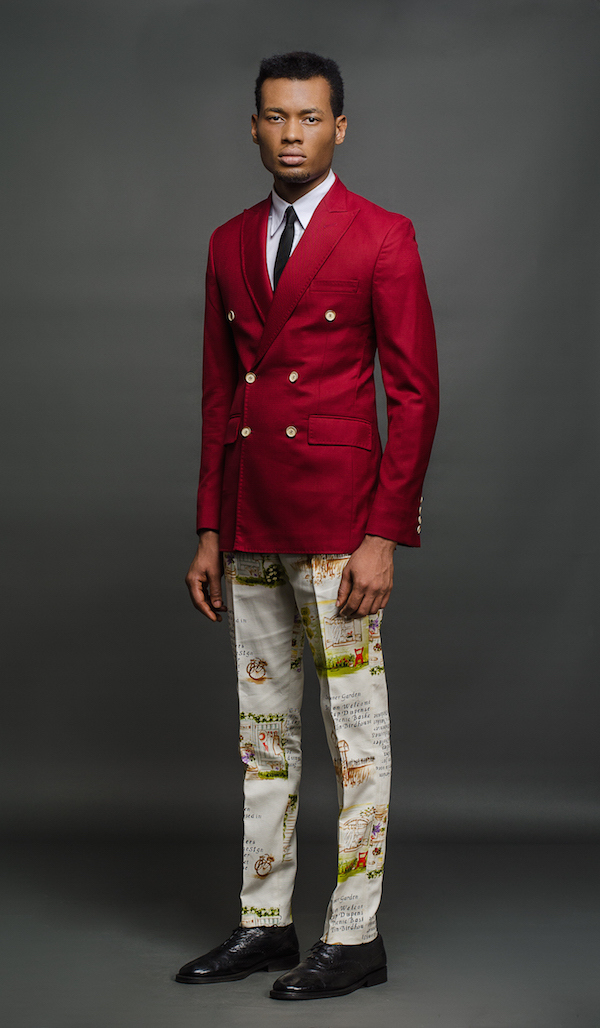 McMeka Spring Summer 2015 The Classist Collection Lookbook - BellaNaija - February 20140011