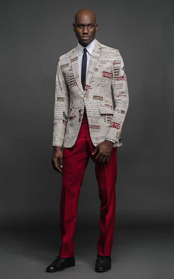 McMeka Spring Summer 2015 The Classist Collection Lookbook - BellaNaija - February 20140015