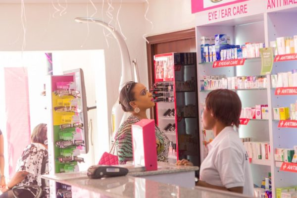 MedPlus Pharmacy Store Opening in Lagos - Bellanaija - February2015005