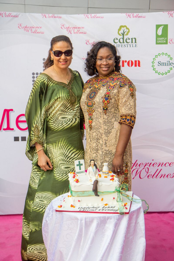 MedPlus Pharmacy Store Opening in Lagos - Bellanaija - February2015022