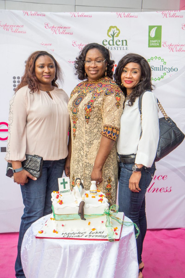 MedPlus Pharmacy Store Opening in Lagos - Bellanaija - February2015025