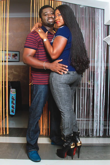 Mercy Johnson & hubby Odi share their Sweet Love Story ...