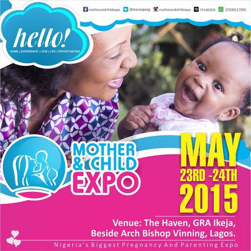 Mother & Child Expo - BellaNaija - February 2015