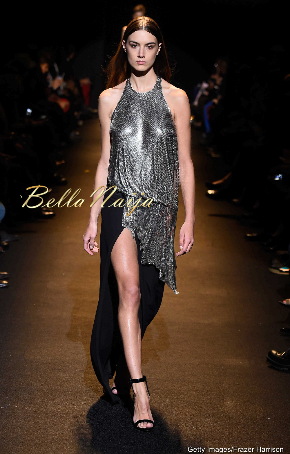 Tackleebola Naomi Campbell Hosts Fashion For Relief With