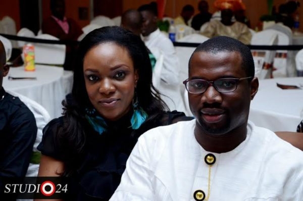 Mr & Mrs Ejiofor