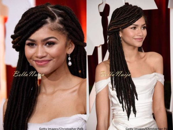 Naturalistas at the 2015 Oscars - Bellanaija - February2015014