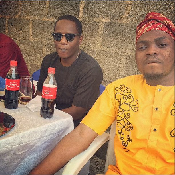Olamide Hosts Gov  Fashola, Darey Art-Alade & More at his Son's