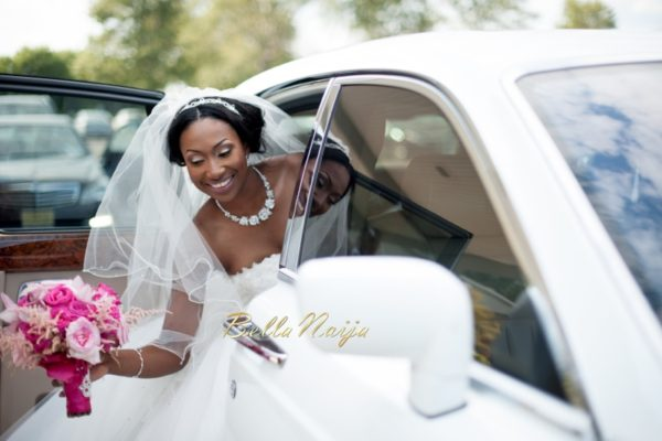Omo & Emmanuel | BellaNaija Weddings | Nigerian Edo Wedding in New Jersey, USA | Decor by Lily V Events.Portraits-310