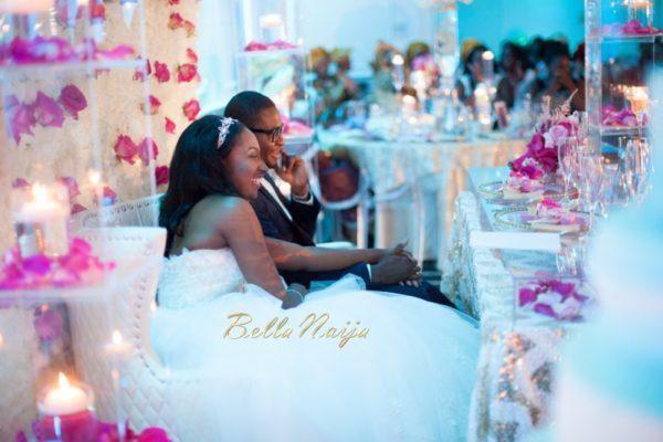 Omo & Emmanuel | BellaNaija Weddings | Nigerian Edo Wedding in New Jersey, USA | Decor by Lily V Events.Reception-232
