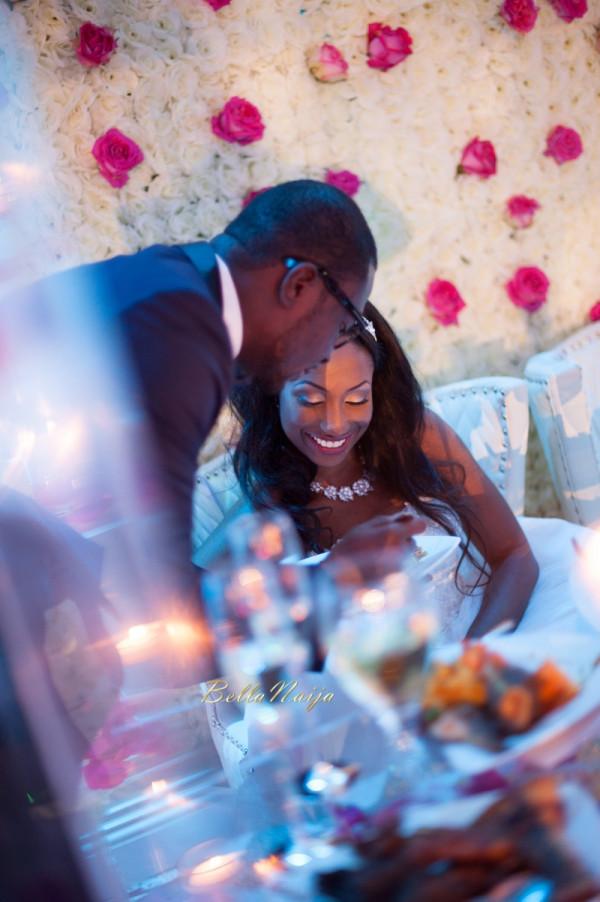 Omo & Emmanuel | BellaNaija Weddings | Nigerian Edo Wedding in New Jersey, USA | Decor by Lily V Events.Reception-369
