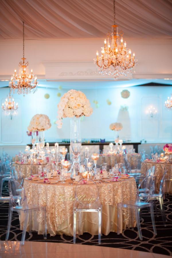 Omo & Emmanuel | BellaNaija Weddings | Nigerian Edo Wedding in New Jersey, USA | Decor by Lily V Events.Reception-49