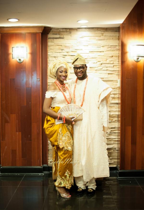 Omo & Emmanuel | BellaNaija Weddings | Nigerian Edo Wedding in New Jersey, USA | Decor by Lily V Events.Traditional-793