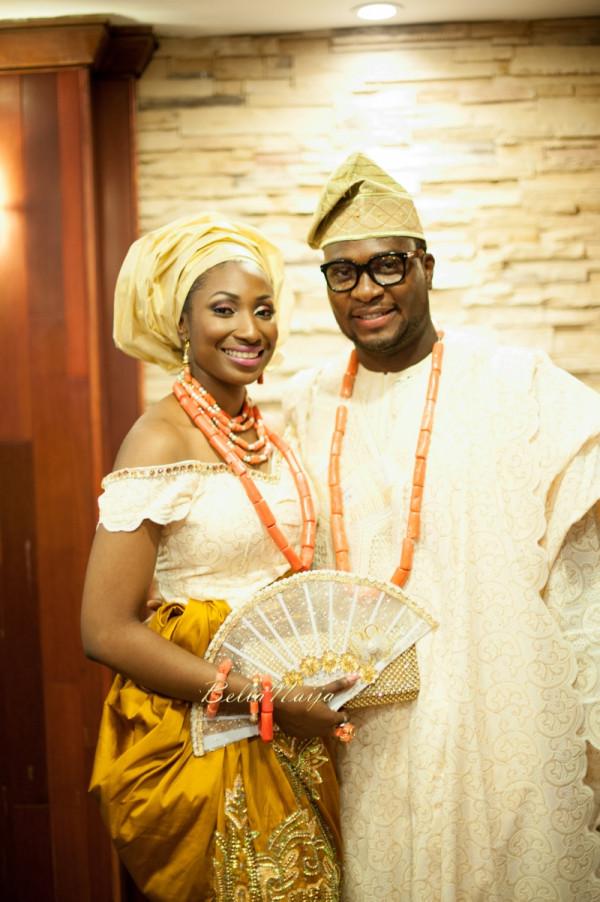 Omo & Emmanuel | BellaNaija Weddings | Nigerian Edo Wedding in New Jersey, USA | Decor by Lily V Events.Traditional-794
