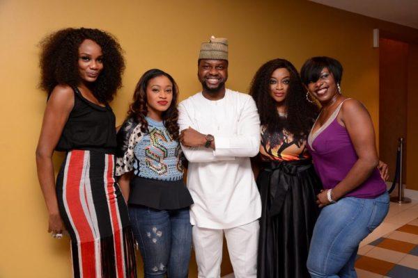 Ono Bello, Lanre DaSilva Ajayi, Adebola Williams, Aisha Ugah & Azuka Ogujiuba