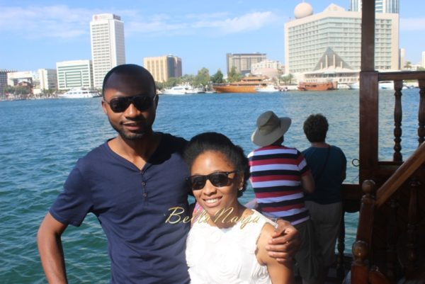 Ose & Kae Proposal in Bateaux Dubai Dinner Cruise, UAE | BellaNaija 2015 04