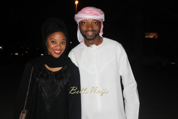 Ose & Kae Proposal in Bateaux Dubai Dinner Cruise, UAE | BellaNaija 2015 05
