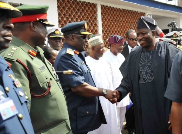 PIC. 6. INAUGURATION OF  4 NAVAL WARSHIPS  IN  LAGOS(1)