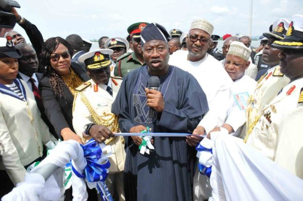 PIC. 8. INAUGURATION OF 4 NAVAL WARSHIPS  IN  LAGOS