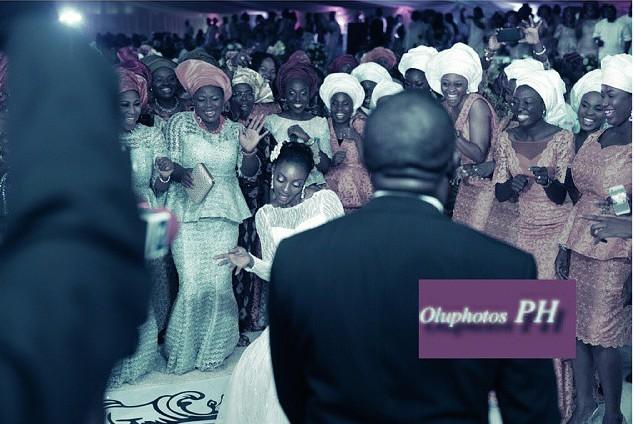 Pastor Poju Oyemade weds Toyin 14