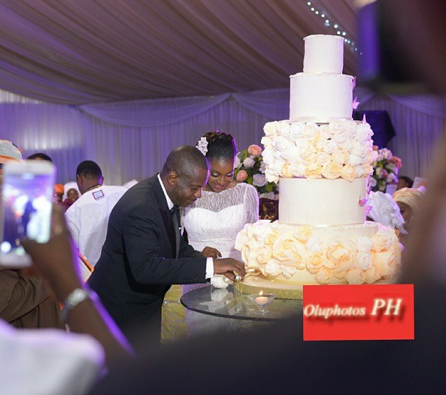 Pastor Poju Oyemade weds Toyin 15