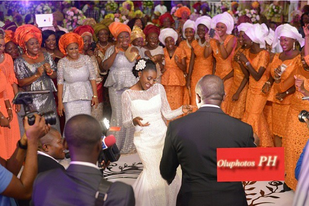 Pastor Poju Oyemade weds Toyin 16