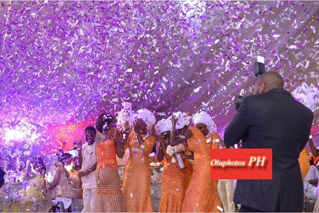 Pastor Poju Oyemade weds Toyin 17