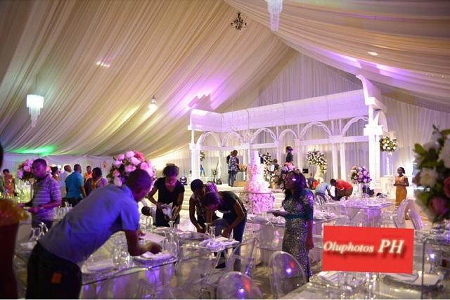 Pastor Poju Oyemade weds Toyin 19