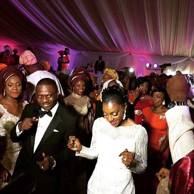 Pastor Poju Oyemade weds Toyin 6