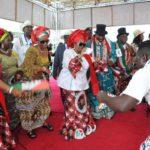 Patience Jonathan PDP Rally Bayelsa