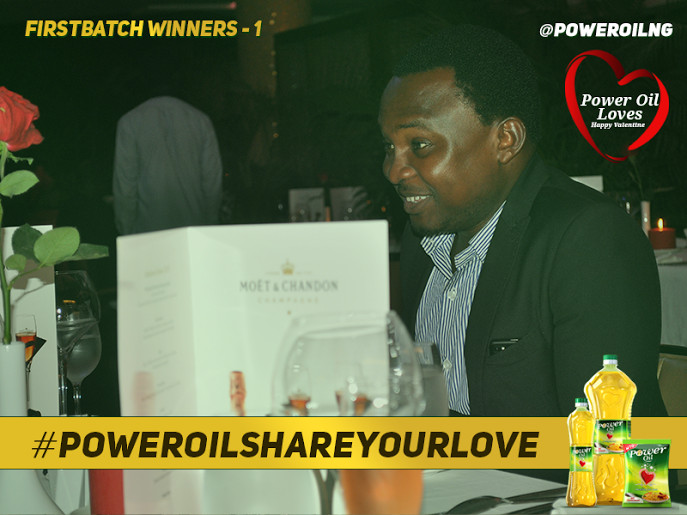 #PowerOilShareYourLove Campaign - BellaNaija - February2015