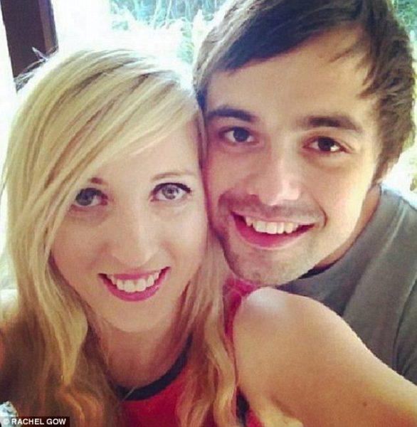 Rachel and Anthony