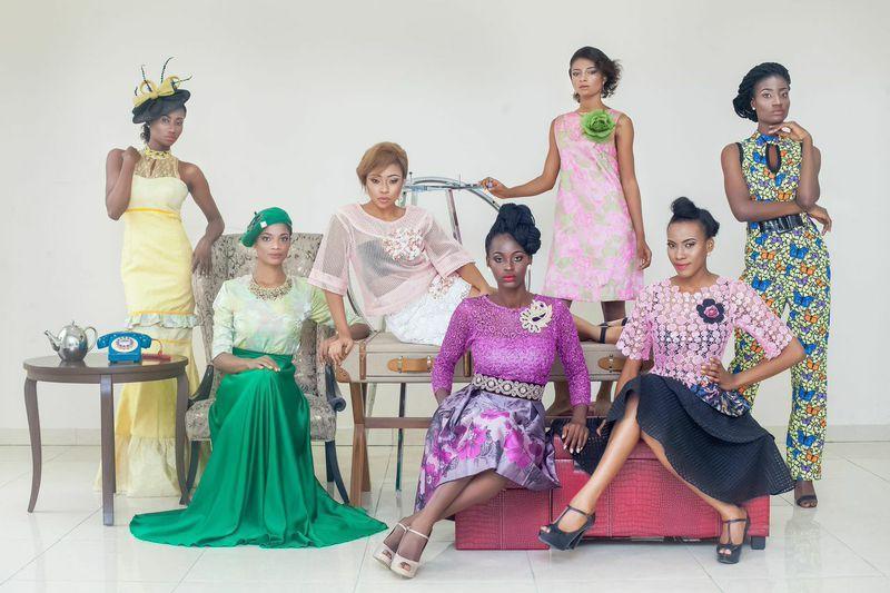 Bella Nigeria Fashion 2015