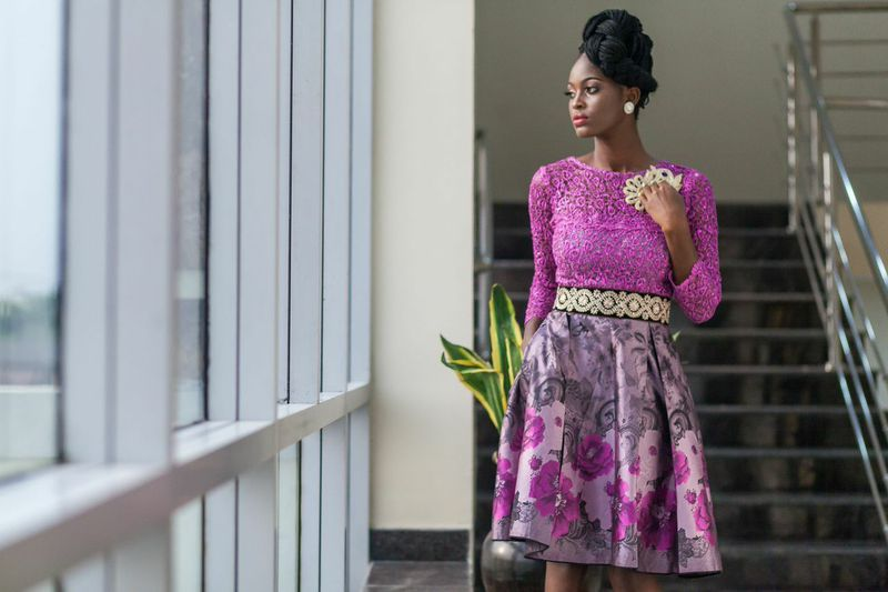 Revamp Cruise 2015 Collection Lookbook - Bellanaija - February2015004