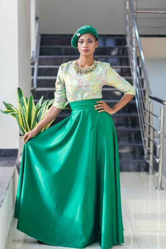 Revamp Cruise 2015 Collection Lookbook - Bellanaija - February2015009