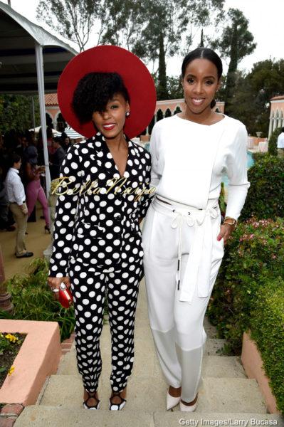 Janelle Monae & Kelly Rowland